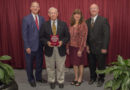 Charles Covell Named Distinguished Alumnus of Virginia Tech Department of Entomology